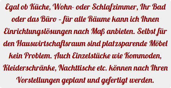 Haus neu einrichten für  Wentorf (Hamburg), Aumühle, Hohenhorn, Oststeinbek, Reinbek, Börnsen, Wohltorf oder Kröppelshagen-Fahrendorf, Escheburg, Glinde